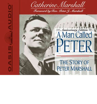 A Man Called Peter by Dr Catherine Marshall Audio Book CD