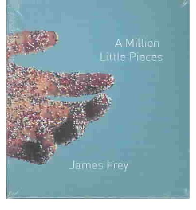 A Million Little Pieces by James Frey Audio Book CD