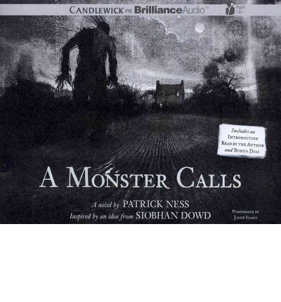 A Monster Calls by Patrick Ness Audio Book CD