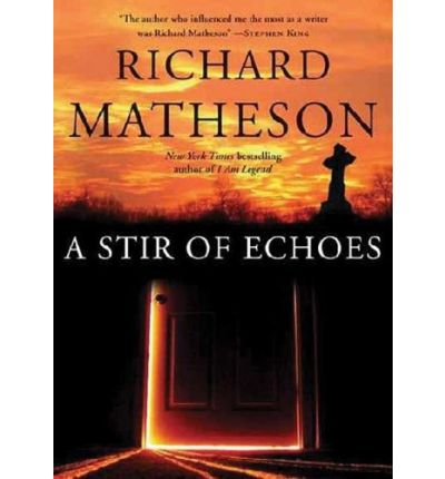 A Stir of Echoes by Richard Matheson AudioBook Mp3-CD