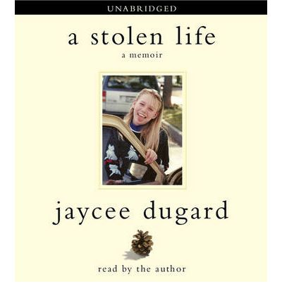 A Stolen Life by Jaycee Lee Dugard AudioBook CD