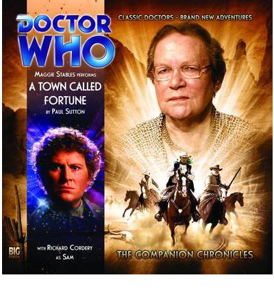 A Town Called Fortune by Paul Sutton Audio Book CD