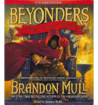A World Without Heroes by Brandon Mull AudioBook CD