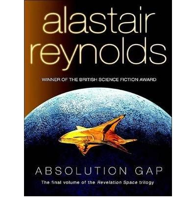 Absolution Gap by Alastair Reynolds Audio Book CD