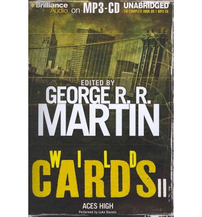 Aces High by George R R Martin AudioBook Mp3-CD