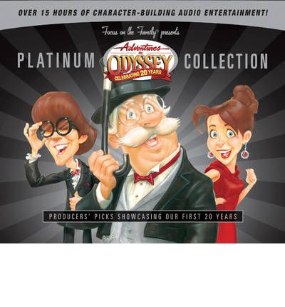 Adventures in Odyssey Platinum Collection by Focus on the Family Audio Book CD