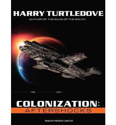 Aftershocks by Harry Turtledove AudioBook Mp3-CD