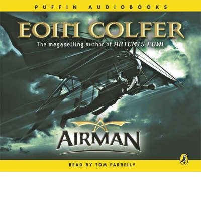 Airman by Eoin Colfer Audio Book CD