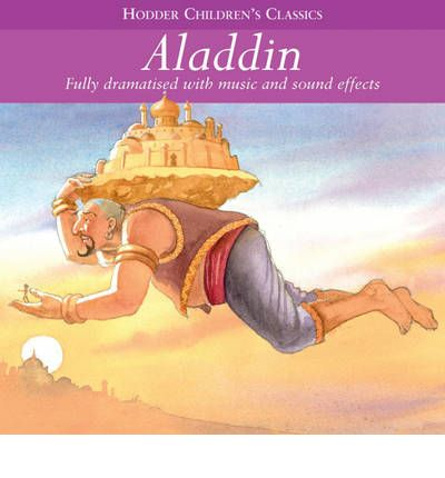 Aladdin by  AudioBook CD