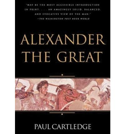 Alexander the Great by Professor Paul Cartledge Audio Book Mp3-CD