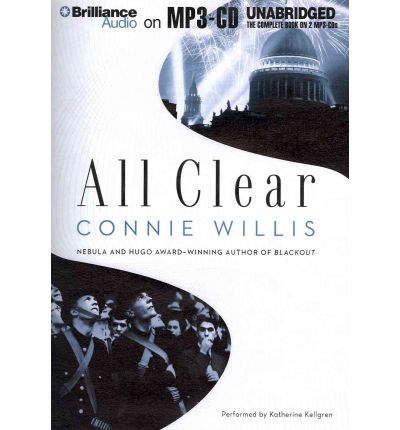 All Clear by Connie Willis Audio Book Mp3-CD
