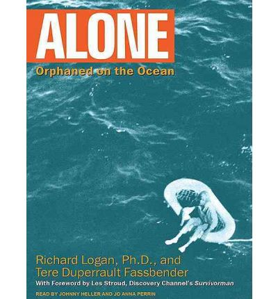 Alone by Richard Logan AudioBook CD