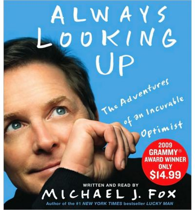 Always Looking Up by Michael J Fox Audio Book CD