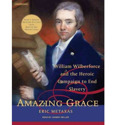 Amazing Grace by Eric Metaxas Audio Book Mp3-CD