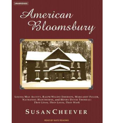 American Bloomsbury by Susan Cheever AudioBook CD