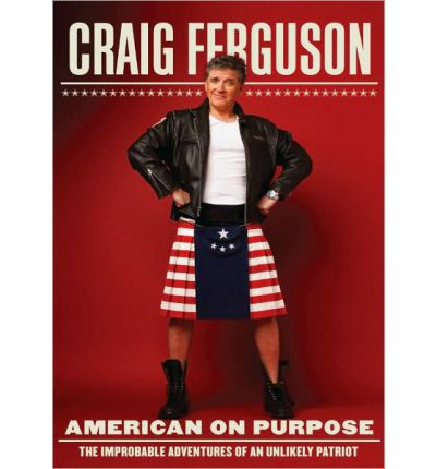 American on Purpose by Craig Ferguson Audio Book CD