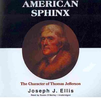 American Sphinx by Joseph J Ellis Audio Book CD