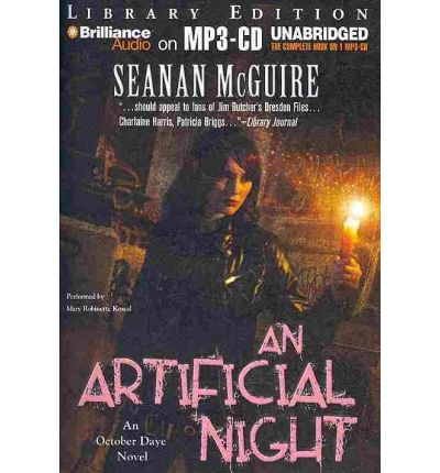 An Artificial Night by Seanan McGuire Audio Book Mp3-CD