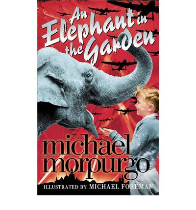 An Elephant in the Garden by Michael Morpurgo AudioBook CD