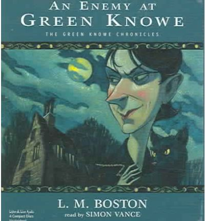 An Enemy at Green Knowe by L M Boston AudioBook CD