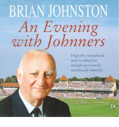 An Evening with Johnners by Brian Johnston Audio Book CD