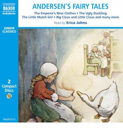Andersen's Fairy Tales by H.C. Andersen Audio Book CD
