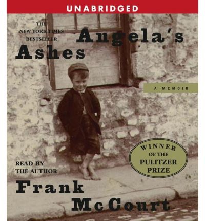 Angela's Ashes by Frank McCourt Audio Book CD