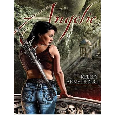 Angelic by Kelley Armstrong AudioBook CD