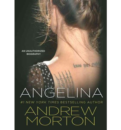 Angelina by Andrew Morton Audio Book CD
