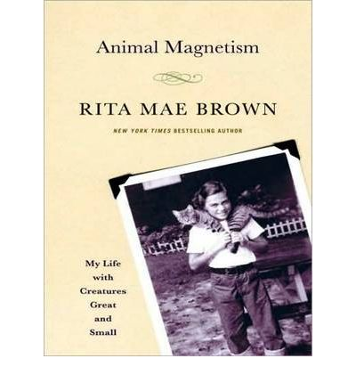 Animal Magnetism by Rita Mae Brown AudioBook CD
