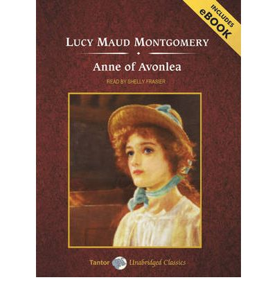 Anne of Avonlea by Lucy Maud Montgomery Audio Book Mp3-CD