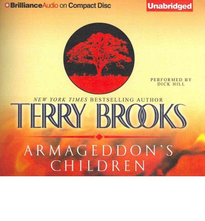 Armageddon's Children by Terry Brooks Audio Book CD