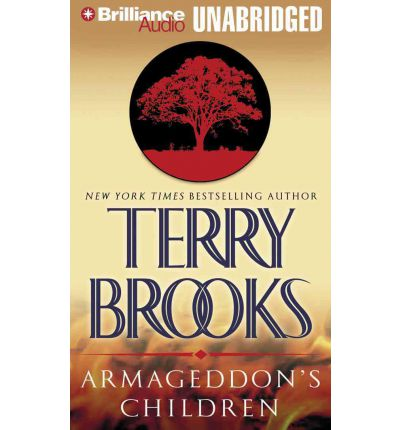 Armageddon's Children by Terry Brooks Audio Book Mp3-CD