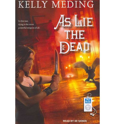 As Lie the Dead by Kelly Meding AudioBook Mp3-CD
