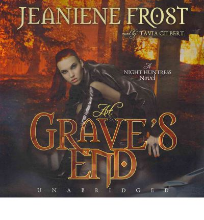 At Grave S End By Jeaniene Frost Audiobook Cd The House border=