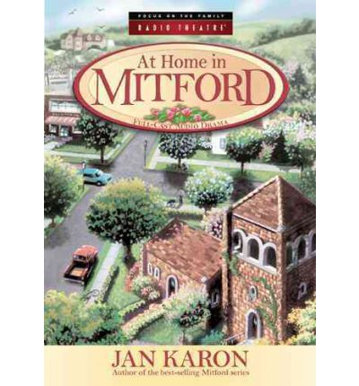 At Home in Mitford by Jan Karon Audio Book CD
