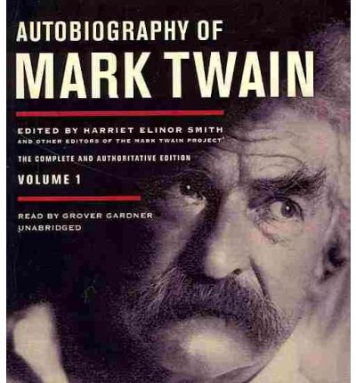 Autobiography of Mark Twain by Mark Twain AudioBook CD