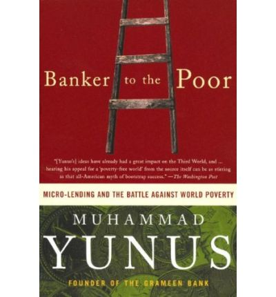 Banker to the Poor by Muhammad Yunus AudioBook Mp3-CD