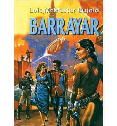 Barrayar by Lois McMaster Bujold Audio Book CD