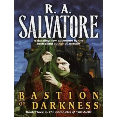 Bastion of Darkness by R. A. Salvatore Audio Book CD