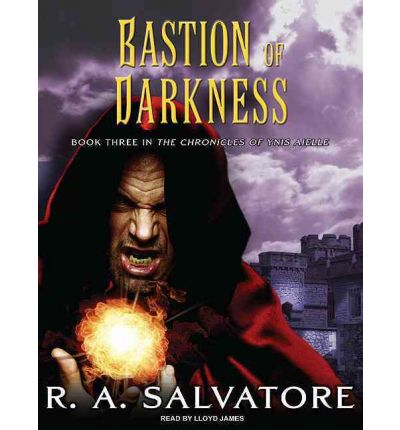 Bastion of Darkness by R. A. Salvatore AudioBook CD