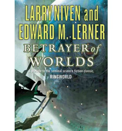 Betrayer of Worlds by Larry Niven Audio Book Mp3-CD