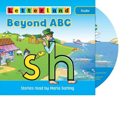 Beyond ABC by Lisa Holt AudioBook CD