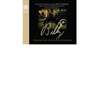 Billy by Ken Abraham AudioBook CD