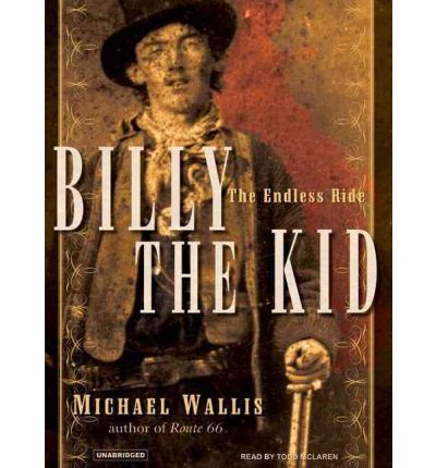 Billy the Kid by Michael Wallis Audio Book CD