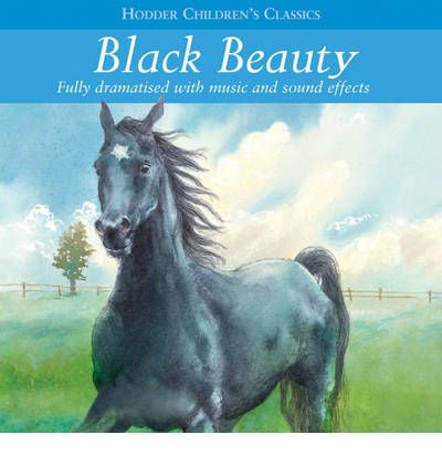 Black Beauty by Anna Sewell Audio Book CD