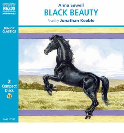 Black Beauty by Anna Sewell AudioBook CD