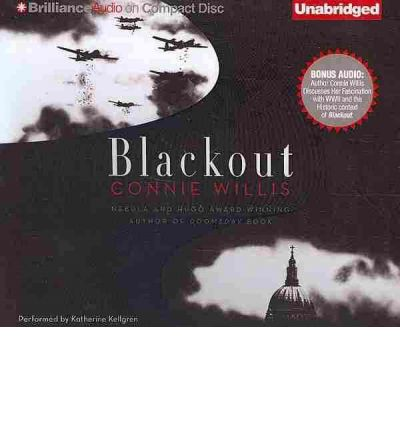 Blackout by Connie Willis AudioBook CD