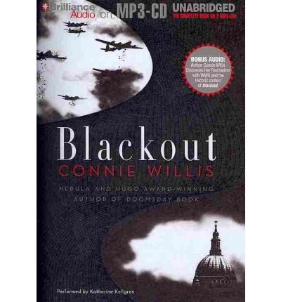 Blackout by Connie Willis Audio Book Mp3-CD