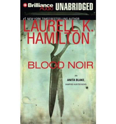 Blood Noir by Laurell K Hamilton Audio Book Mp3-CD
